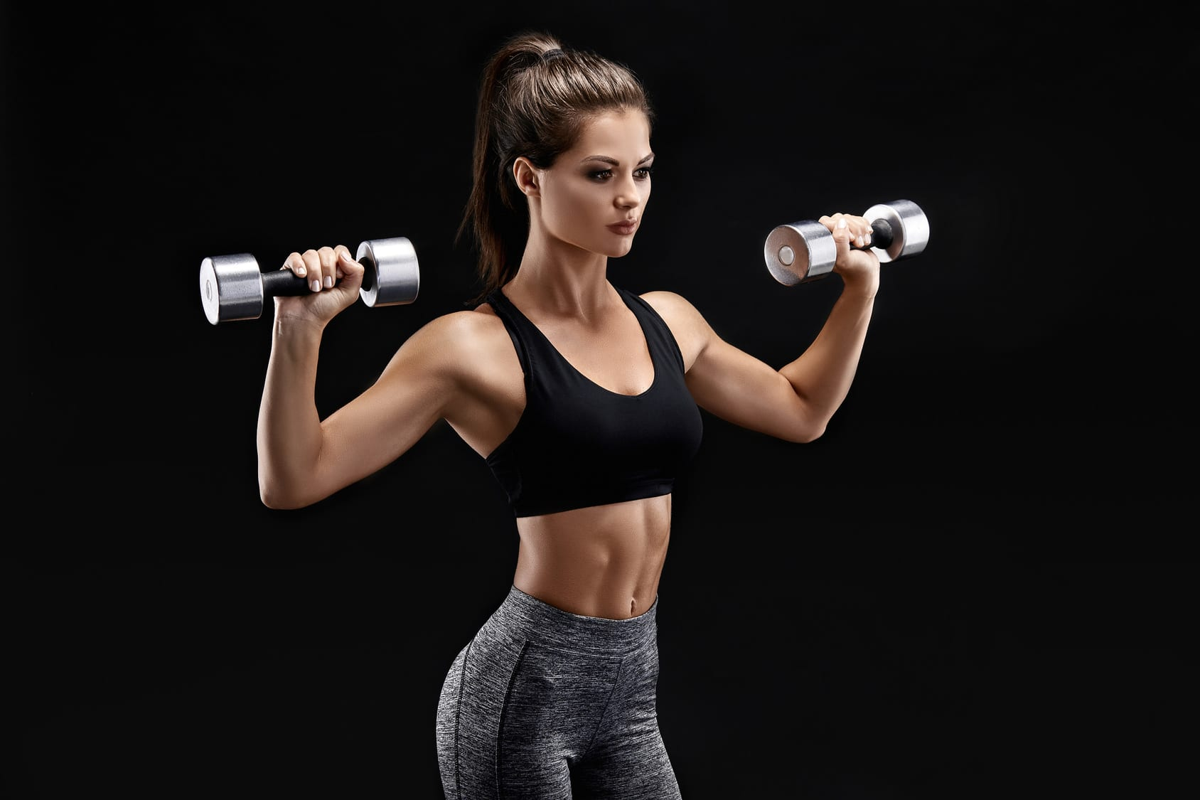 Does Weight Training Really Reduce Breast Size In Women?