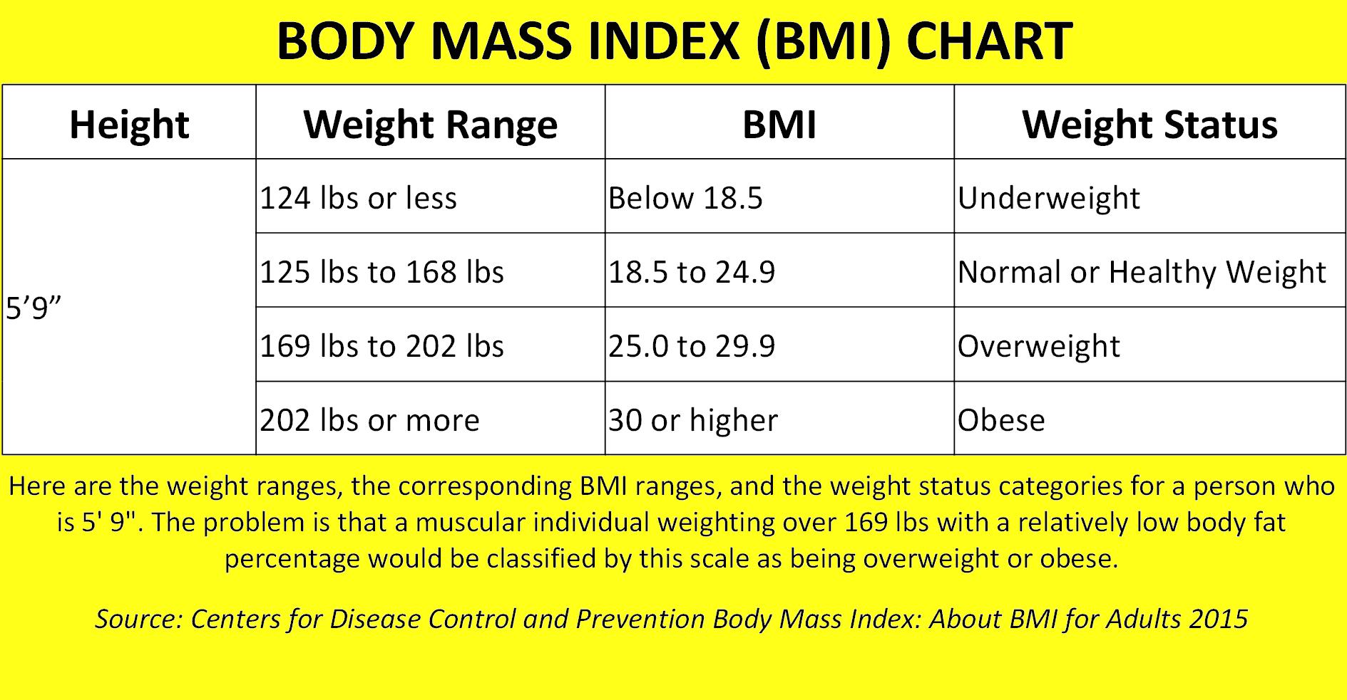 Body Fat Percentage Comparisons For Men Women