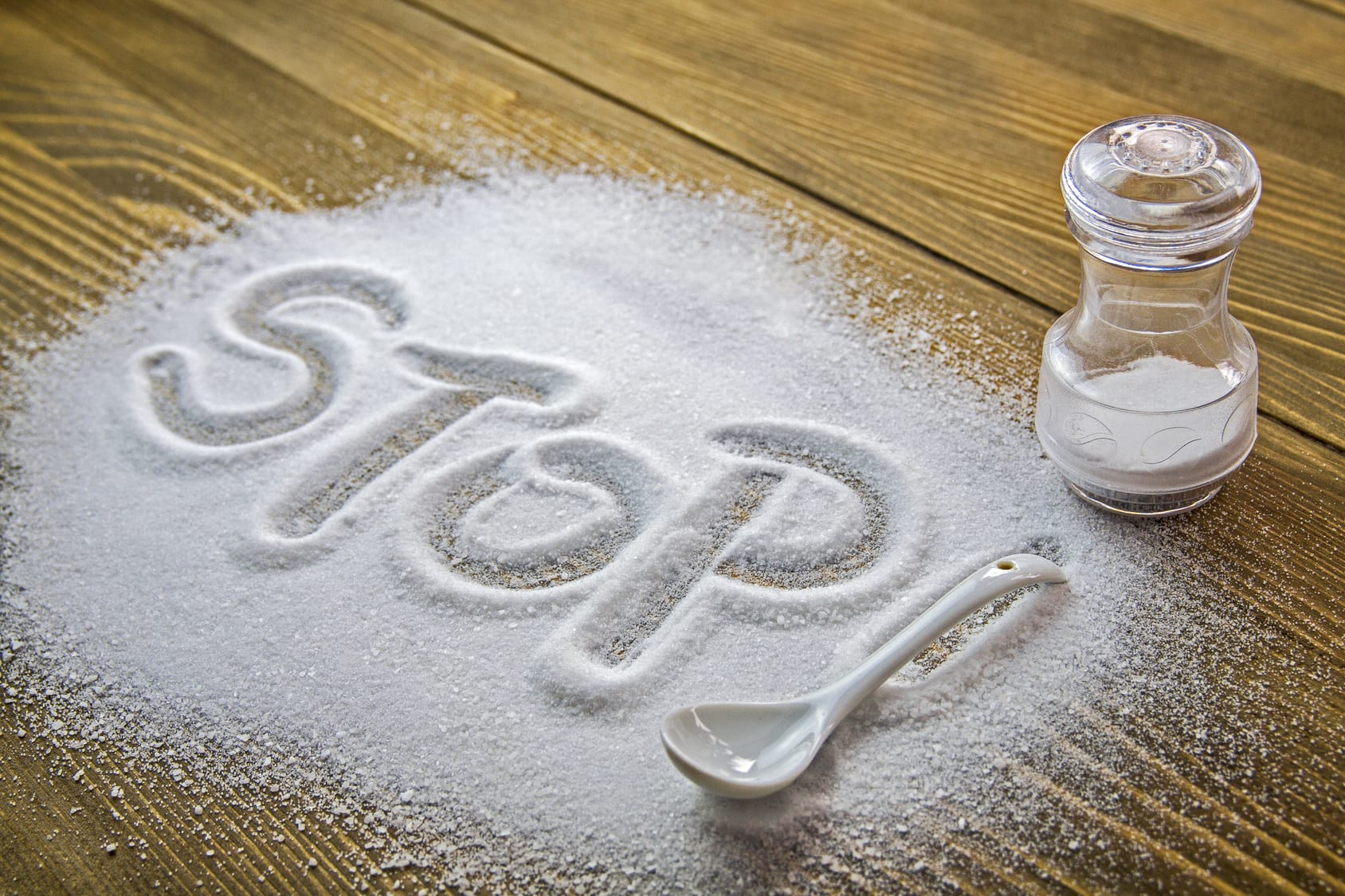 Losing 5 pounds overnight- stop salt intake