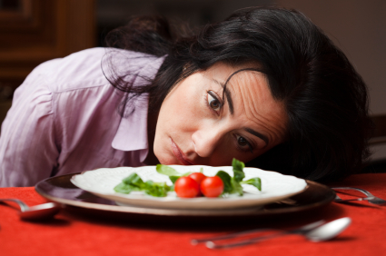 eating less can create weight regain